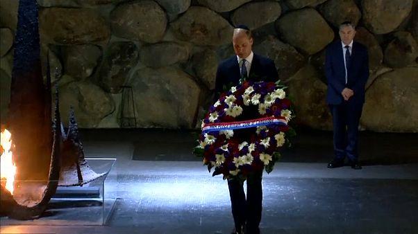 Príncipe William inicia visita a Israel