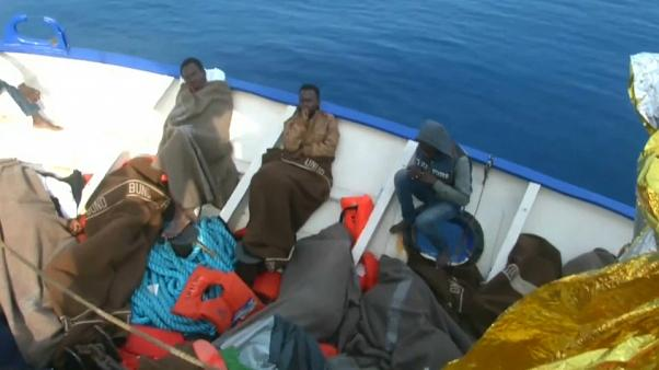 Lifeline ship carrying 230 migrants awaits approval to dock in Malta