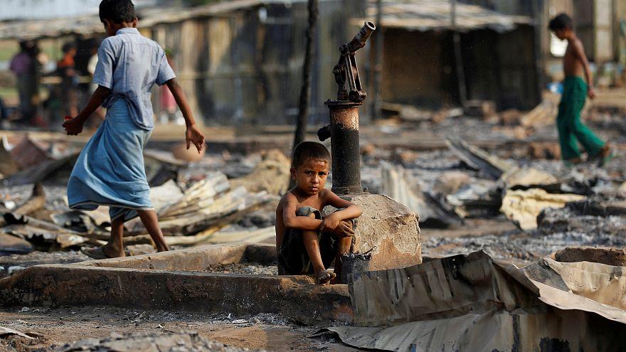 Uluslarası Af Örgütü, Myanmarlı askerler için insanlığa karşı suçtan yargılama istedi