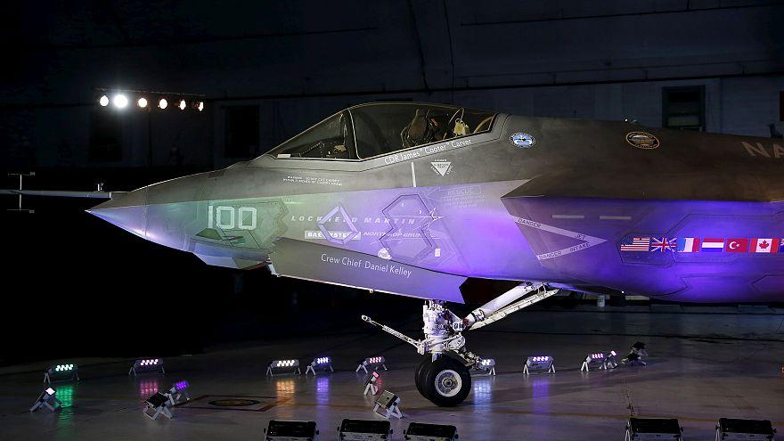 ABD: S-400 alınırsa yaptırım gelir ve F-35 riske girer