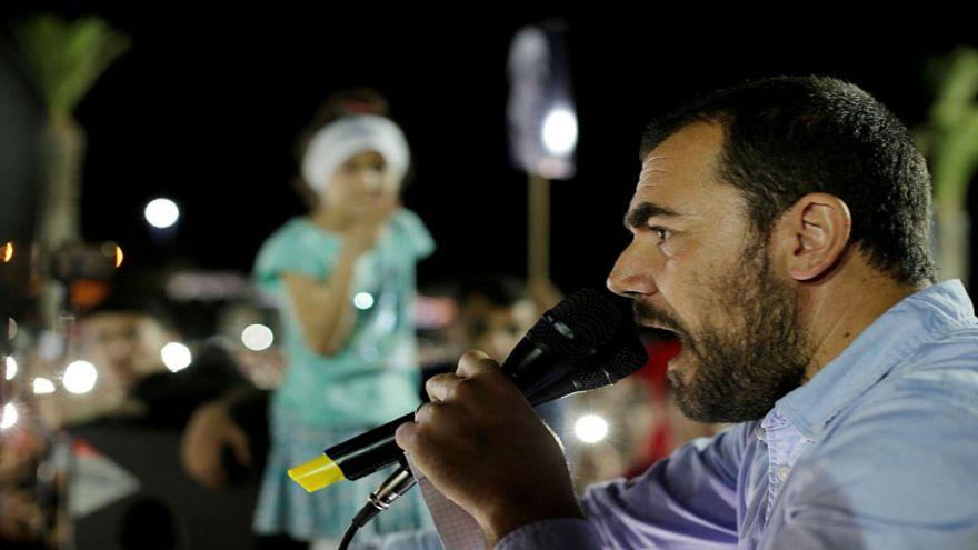 الناشط المغربي ناصر الزفزافي (39 عاما)
