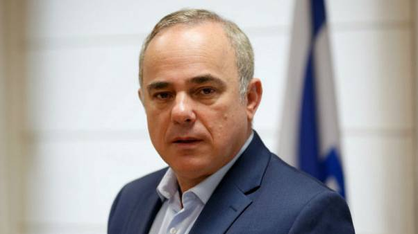 وزير الطاقة الإسرائيلي يوفال شتاينتس