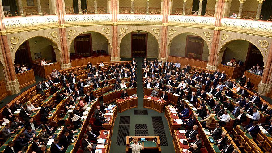 A magyar országgyűlés 2018. június 20-án
