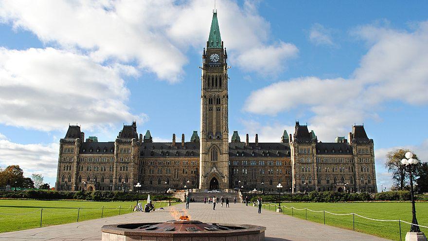Le Bluesfest se déroule sur la colline du Parlement du Canada, à Ottawa