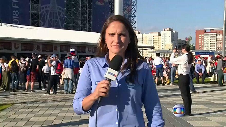 Сексизм, футбол и журналистика