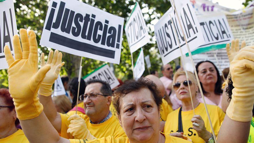 İspanya tarihi 'bebek hırsızlığı' davasıyla yüzleşiyor