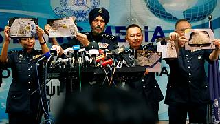 Commissioner Amar Singh, Malaysia's Federal Commercial Crime Investigation