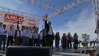 Mexiko: Wahlkampf endet vor Präsidentschaftswahl