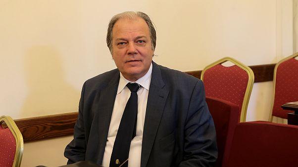 Ο Ρουβίκωνας ανέλαβε την ευθύνη για την επίθεση στο γραφείο του Κατσίκη