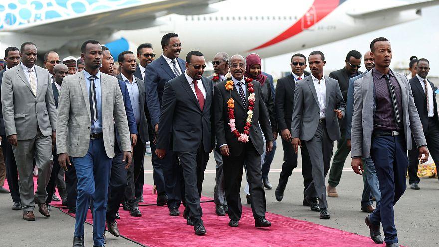 L'Erythrée et l'Ethiopie aspirent à la paix