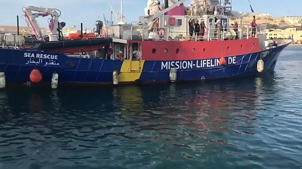 Lifeline: Malta, ok all'ingresso in acque territoriali ma non in porto