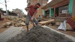La difficile ricostruzione del Nepal a 3 anni dal terremoto