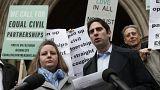 UK top court backs heterosexual couple seeking civil partnership
