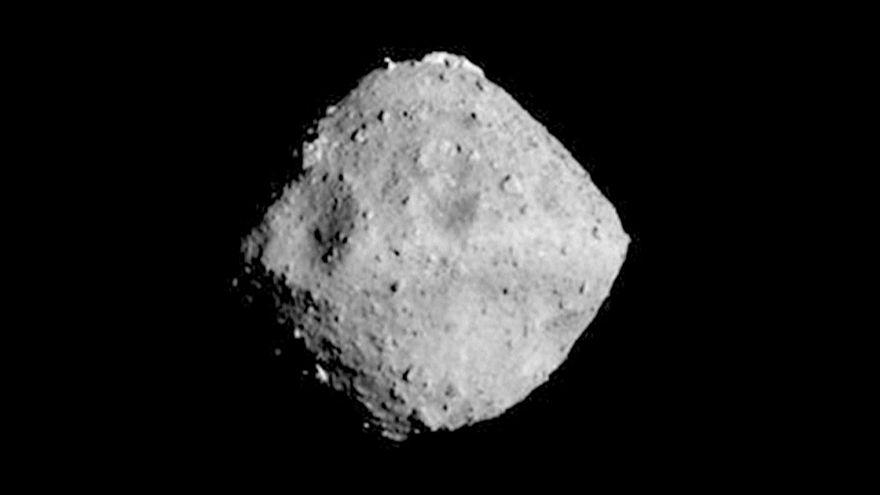"Sonda japonesa chegou ao ""diamante"" cósmico"