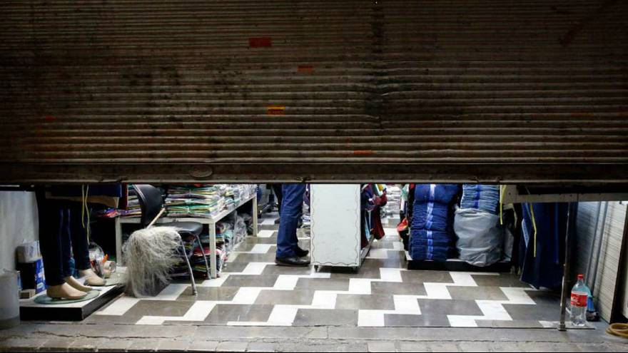آخرین خبرها از اعتراضات و اعتصاب در بازار تهران