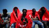 Mar calmo multiplica resgates de migrantes no Estreito de Gibraltar