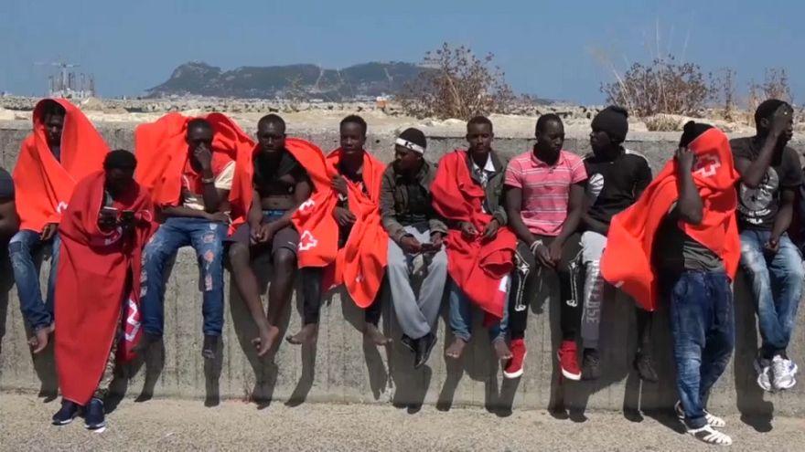 La inmigración ilegal bate récords en España