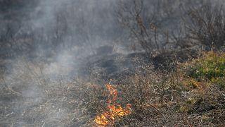 Casas evacuadas devido a incêndio na região de Manchester