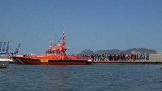 Über 400 Migranten vor Gibraltar gerettet