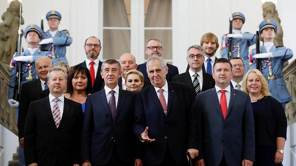 Un deuxième gouvernement pour Andrej Babis