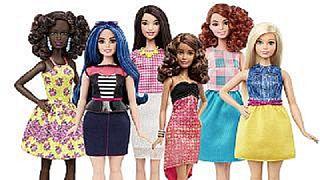 Una Barbie robotica