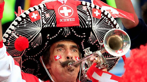 World Cup: Switzerland through to next round after 2-2 draw with Costa Rica
