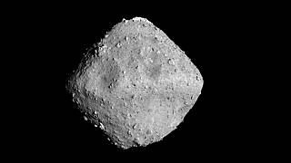 This Japanese space probe just arrived at an asteroid