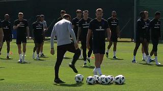 WM 2018: England und Belgien kämpfen um Spitzenposition
