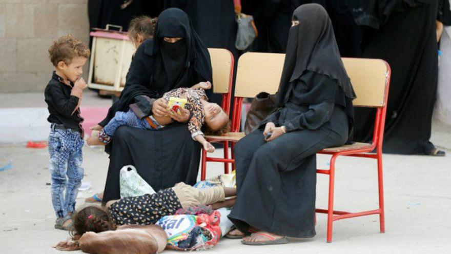اليمن : مبعوث الأمم المتحدة يناقش الوضع في الحديدة وتحذيرات من حدوث مجاعة
