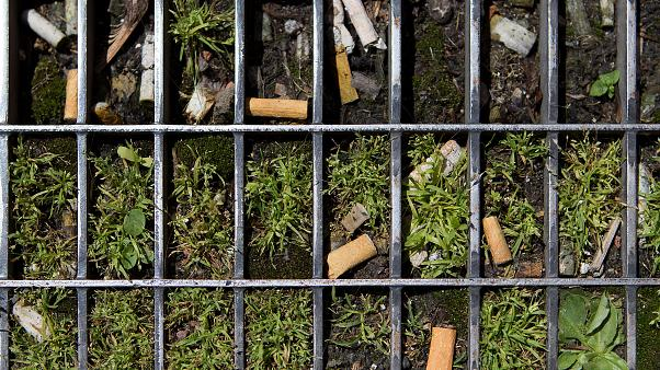 Rauchen in Parks in Straßburg kostet bald 68€