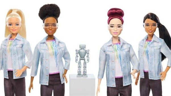 """Mattel mise sur une Barbie """"ingénieure robotique"""""""
