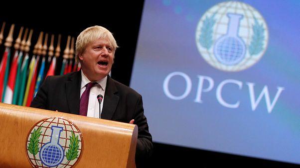 """İngiltere Dışişleri Bakanı: """"Kimyasal silahlar tekrar tekrar kullanılıyor"""""""