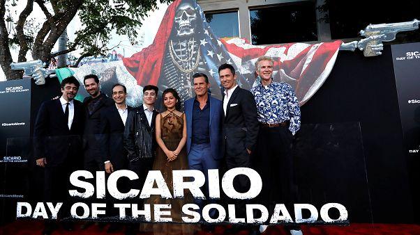 Sicario 2. a mozikban