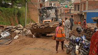Trois ans après le séisme, la difficile reconstruction du Népal