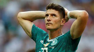Weltmeister Deutschland ausgeschieden