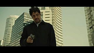 """Vuelve Benicio del Toro con """"Sicario: el día del soldado""""."""