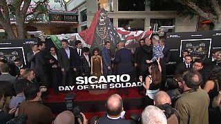 """Drogenkrieg an der US-mexikanischen Grenze: Filmstart von """"Sicario 2"""""""