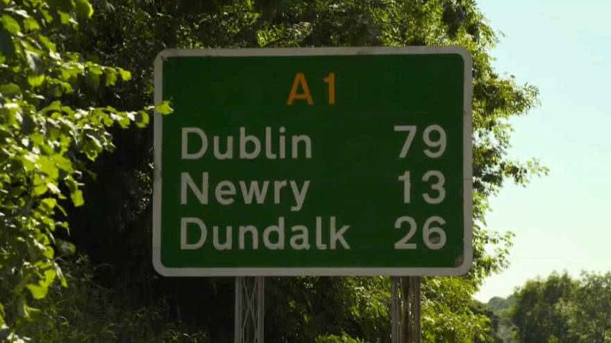 The Irish border brexit dilemma