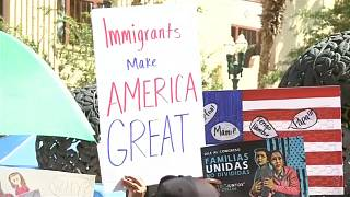 New Yorkers rally against Supreme Court travel ban ruling