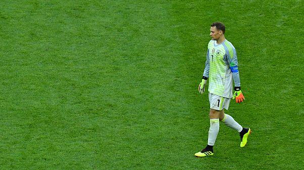 Auf Wiedersehen: Germania fuori dai Mondiali!