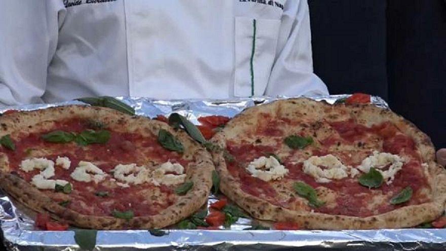 """""""Pazzi"""" il robot pizzaiolo"""