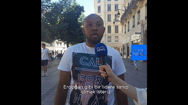 Erdoğan'ın en yüksek oy aldığı Avrupa şehrinde yabancıların gözünden 24 Haziran