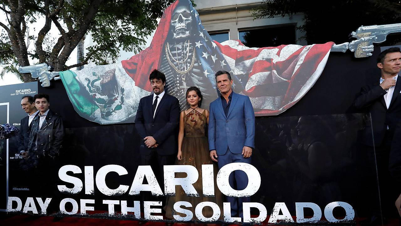 Sicario 2: στο κυνήγι των μεξικάνικων καρτέλ και της διεθνούς τρομοκρατίας