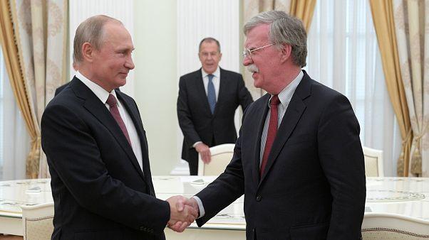 موسكو وواشنطن تتفقان على عقد قمة بين بوتين وترامب
