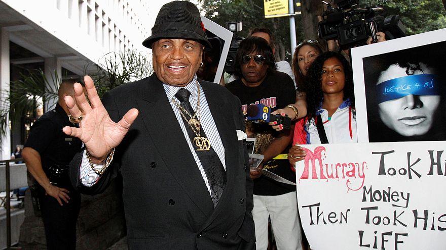 Michael Jackson'ın babası Joseph Jackson hayatını kaybetti
