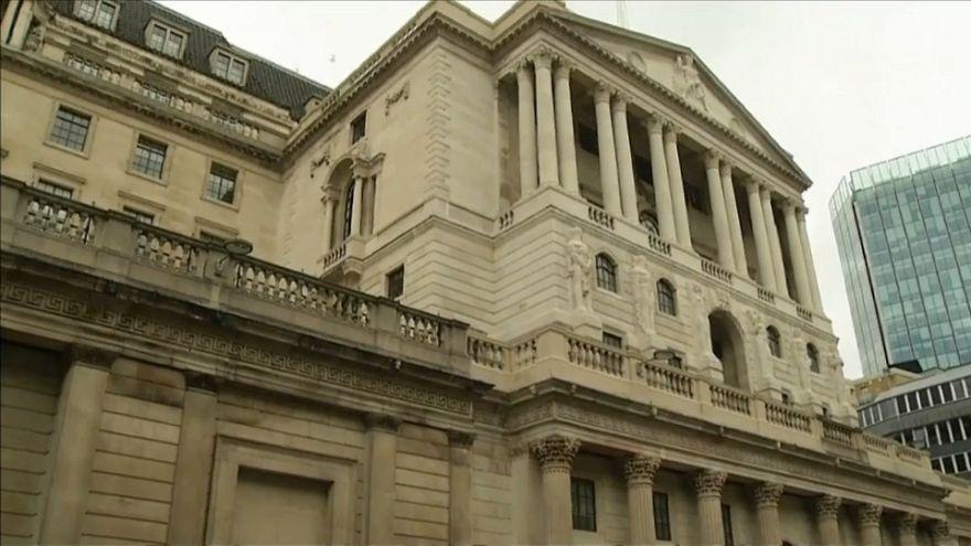 El Banco de Inglaterra responde a la UE