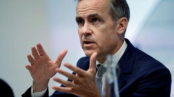 Le Brexit n'inquiète pas la Banque d'Angleterre