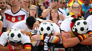 Немецкая скорбь