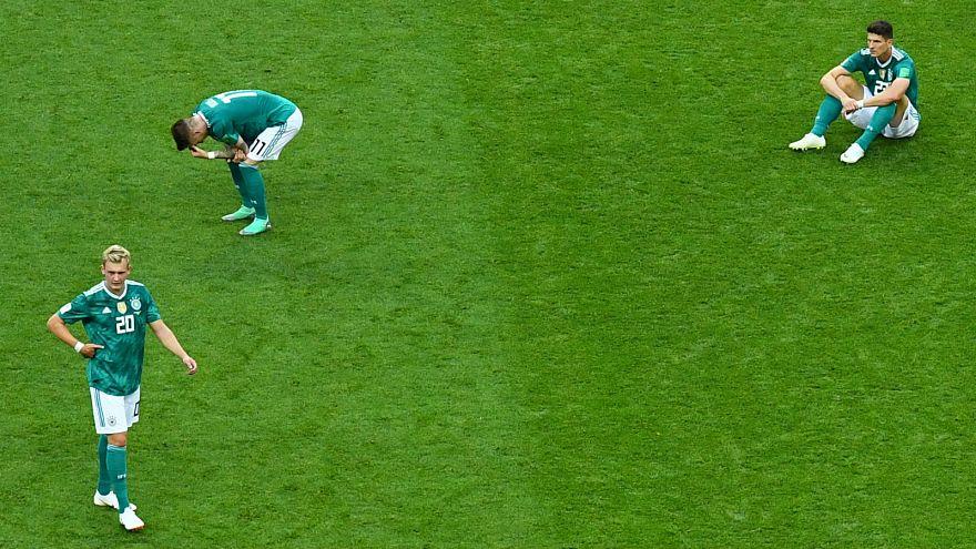 """Désormais, """"ce n'est plus toujours l'Allemagne qui gagne"""" pour Lineker"""