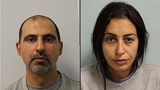 زوج فرانسوی که پرستار فرزندشان را به قتل رساندند